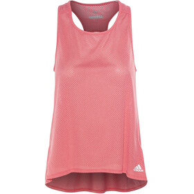 adidas Response Running Shirt sleeveless Women red